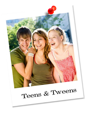 Teens and Tweens