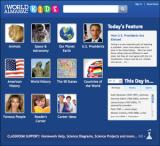 The World Almanac for Kids Online screenshot